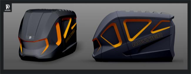 Rossier box black orange 1