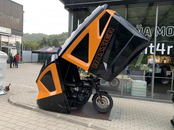 Rossier box black orange 2