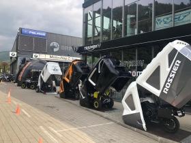 Moto box - garáž pre motorku - Rossier
