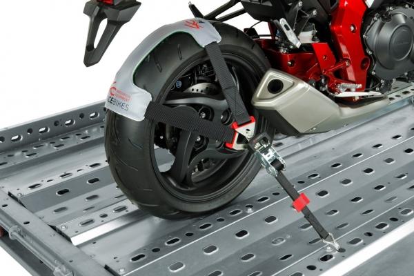 Gurtňa pre uchytenie motocykla, Tyre Fix